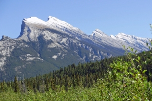 mount rundle 2
